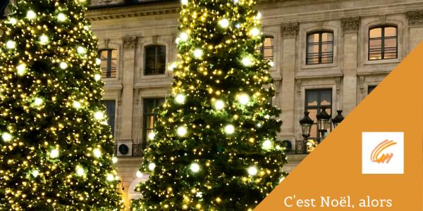 C'est Noël, alors fêtons tout ce qui concerne cet arbre spécial